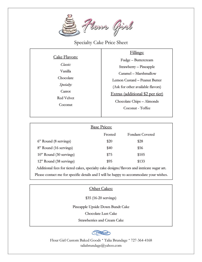 custom cake order form solid graphikworks co
